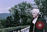 Image of Thomas Jefferson Charlottesville Virginia USA, 1944, second 8 stock footage video 65675031628