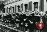 Image of Blue Division Spanish soldiers Spain, 1941, second 6 stock footage video 65675031635