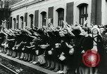 Image of Blue Division Spanish soldiers Spain, 1941, second 7 stock footage video 65675031635