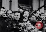 Image of Blue Division Spanish soldiers Madrid Spain, 1941, second 11 stock footage video 65675031636