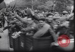 Image of Blue Division Spanish soldiers Madrid Spain, 1942, second 5 stock footage video 65675031637