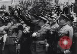 Image of Blue Division Spanish soldiers Madrid Spain, 1942, second 8 stock footage video 65675031637