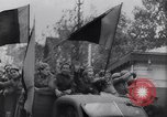 Image of Blue Division Spanish soldiers Madrid Spain, 1942, second 10 stock footage video 65675031637