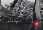 Image of Blue Division Spanish soldiers Madrid Spain, 1942, second 12 stock footage video 65675031637