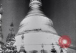 Image of Japanese architecture Burma, 1945, second 5 stock footage video 65675031639