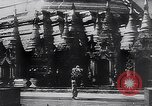 Image of Japanese architecture Burma, 1945, second 11 stock footage video 65675031639