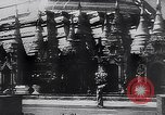 Image of Japanese architecture Burma, 1945, second 12 stock footage video 65675031639