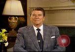 Image of Ronald Reagan United States USA, 1983, second 3 stock footage video 65675031641