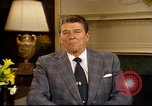 Image of Ronald Reagan United States USA, 1983, second 7 stock footage video 65675031641