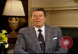 Image of Ronald Reagan United States USA, 1983, second 10 stock footage video 65675031641
