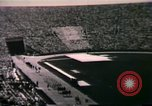 Image of Olympics in Los Angeles 1932 and 1984 Los Angeles California USA, 1983, second 10 stock footage video 65675031646