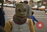 Image of Star Wars Return of the Jedi opening Washington DC USA, 1983, second 4 stock footage video 65675031655