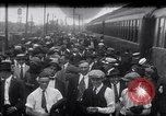 Image of U.S. Navy recruits Chicago Illinois USA, 1918, second 1 stock footage video 65675031676