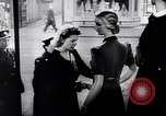 Image of British women in wartime United Kingdom, 1940, second 2 stock footage video 65675031681