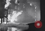 Image of Fires in London after German blitz raids World War 2 London England United Kingdom, 1940, second 4 stock footage video 65675031713