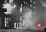 Image of Fires in London after German blitz raids World War 2 London England United Kingdom, 1940, second 7 stock footage video 65675031713