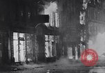 Image of Fires in London after German blitz raids World War 2 London England United Kingdom, 1940, second 10 stock footage video 65675031713