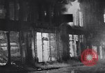 Image of Fires in London after German blitz raids World War 2 London England United Kingdom, 1940, second 11 stock footage video 65675031713