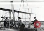Image of Wright brothers Dayton Ohio United States USA, 1910, second 3 stock footage video 65675031726