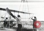 Image of Wright brothers Dayton Ohio United States USA, 1910, second 4 stock footage video 65675031726