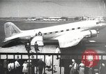 Image of passenger planes United States USA, 1945, second 1 stock footage video 65675031730