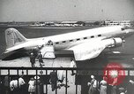 Image of passenger planes United States USA, 1945, second 2 stock footage video 65675031730