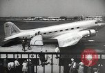 Image of passenger planes United States USA, 1945, second 3 stock footage video 65675031730
