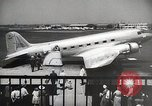 Image of passenger planes United States USA, 1945, second 4 stock footage video 65675031730