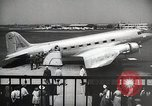 Image of passenger planes United States USA, 1945, second 5 stock footage video 65675031730