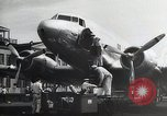 Image of passenger planes United States USA, 1945, second 7 stock footage video 65675031730