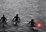 Image of surfboards United States USA, 1920, second 4 stock footage video 65675031733