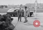 Image of Senator Thomas H Kuchel Wiesbaden Germany, 1955, second 6 stock footage video 65675031759