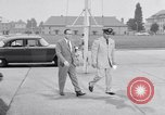 Image of Senator Thomas H Kuchel Wiesbaden Germany, 1955, second 9 stock footage video 65675031759