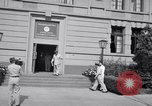 Image of Congressman C R King Wiesbaden Germany, 1955, second 10 stock footage video 65675031761
