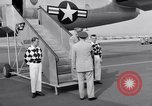 Image of Alfred M Gruenther Wiesbaden Germany, 1955, second 8 stock footage video 65675031766