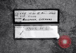 Image of Orval R Cook Wiesbaden Germany, 1955, second 1 stock footage video 65675031772