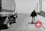 Image of street scenes Mainz Germany, 1954, second 5 stock footage video 65675031777