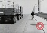 Image of street scenes Mainz Germany, 1954, second 7 stock footage video 65675031777