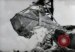 Image of construction of bridge Wiesbaden Germany, 1954, second 1 stock footage video 65675031785