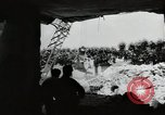 Image of construction of bridge Wiesbaden Germany, 1954, second 7 stock footage video 65675031785