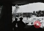 Image of construction of bridge Wiesbaden Germany, 1954, second 9 stock footage video 65675031785