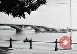 Image of bridge Mainz Germany, 1954, second 2 stock footage video 65675031786