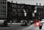Image of German buildings Frankfurt Germany, 1954, second 6 stock footage video 65675031791
