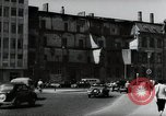 Image of German buildings Frankfurt Germany, 1954, second 7 stock footage video 65675031791