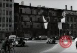 Image of German buildings Frankfurt Germany, 1954, second 8 stock footage video 65675031791