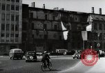 Image of German buildings Frankfurt Germany, 1954, second 9 stock footage video 65675031791