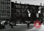 Image of German buildings Frankfurt Germany, 1954, second 10 stock footage video 65675031791