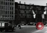 Image of German buildings Frankfurt Germany, 1954, second 11 stock footage video 65675031791