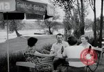 Image of German people Wiesbaden Germany, 1954, second 10 stock footage video 65675031795