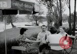 Image of German people Wiesbaden Germany, 1954, second 11 stock footage video 65675031795